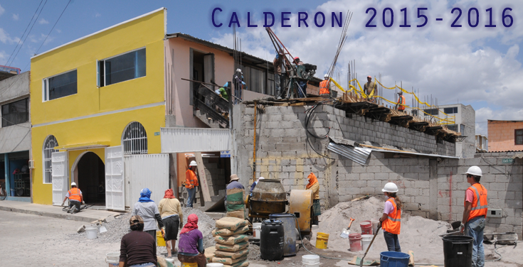 Calderon Progress Sept 2015